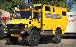 Unimog 2450 L 38 Wohnmobil Expeditionsfahrzeug Motorhome 437 Umbau Hutchinson Unikat Edelstahl Kabine Mobil 2 Eigenbau MAN Action