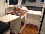 Unimog Küchenablage
